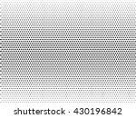 halftone pattern. vector... | Shutterstock .eps vector #430196842
