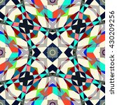 seamless texture  abstract... | Shutterstock .eps vector #430209256