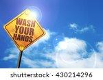 Wash Your Hands  3d Rendering ...