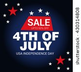 vector illustration of 4th july ... | Shutterstock .eps vector #430314808