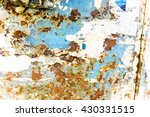 old posters grunge textures and ... | Shutterstock . vector #430331515