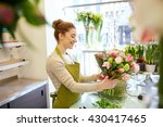 people  business  sale and... | Shutterstock . vector #430417465