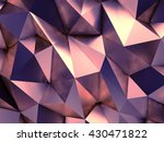 Stock photo abstract background gold rose design d rendering 430471822