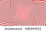 swirling radial background.... | Shutterstock .eps vector #430494922