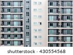 front view of office building... | Shutterstock . vector #430554568