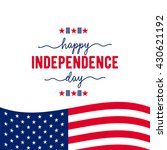 4th of july background. fourth...   Shutterstock .eps vector #430621192