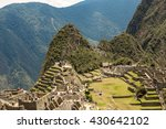 Machu Picchu  Cusco  Peru ...