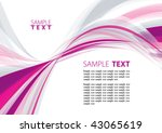 pink abstract background. vector