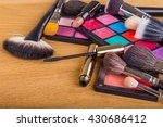 professional make up tools | Shutterstock . vector #430686412