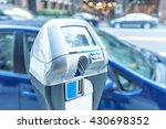 Parking Machine With Electroni...