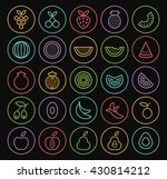 set of quality universal...   Shutterstock .eps vector #430814212