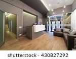 modern interior design lobby