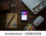 chiangmai  thailand   june 1 ...   Shutterstock . vector #430831906