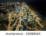 Surfers Paradise Gold Coast Australia - stock photo