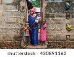 editorial use only. women work...   Shutterstock . vector #430891162