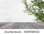 concrete blank background with... | Shutterstock . vector #430938532