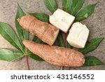 Fresh Tapioca   Cassava Root  ...