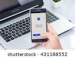 chiang mai thailand   jun 4 ... | Shutterstock . vector #431188552