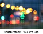 lights   selective focus  ... | Shutterstock . vector #431195635
