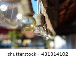 many light bulb.   Shutterstock . vector #431314102