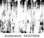 distressed and gritty vector... | Shutterstock .eps vector #431375026
