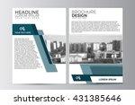 abstract flyer design... | Shutterstock .eps vector #431385646