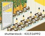 restaurant | Shutterstock .eps vector #431516992