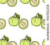 seamless vector pattern of... | Shutterstock .eps vector #431531218