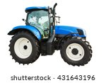 New Modern Agricultural Tracto...