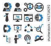system  user  administrator... | Shutterstock .eps vector #431718292