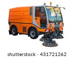 New Street Sweeper Machine...