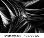 Black And White Fractal....