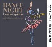 dance | Shutterstock .eps vector #431746222