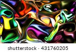 blurred background of abstract... | Shutterstock . vector #431760205