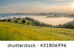 church of saint tomas near...   Shutterstock . vector #431806996
