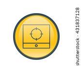 vector screenshot icon