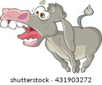 the illustration shows a... | Shutterstock . vector #431903272