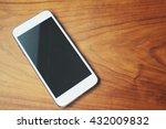 smart phone | Shutterstock . vector #432009832