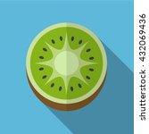 kiwi icon  kiwi icon eps10 ...