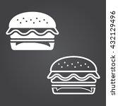 burger icon  burger icon eps ...