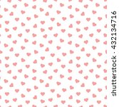Seamless Heart Pattern...
