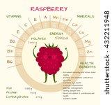 cute infographic of health... | Shutterstock .eps vector #432211948