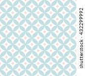 flower background. | Shutterstock .eps vector #432299992