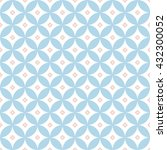 flower background. | Shutterstock .eps vector #432300052