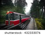 alishan forest train railway is ... | Shutterstock . vector #432333076