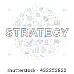 vector illustration of... | Shutterstock .eps vector #432352822
