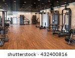 equipment and machines at the... | Shutterstock . vector #432400816