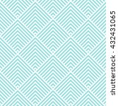 pattern stripe seamless green... | Shutterstock .eps vector #432431065