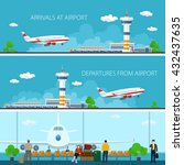 Airport Horizontal Banners ...