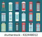 Set Of 24 Different Telephone...